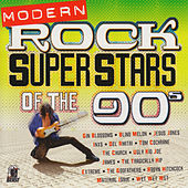 Modern Rock Superstars of the 90s by Various Artists