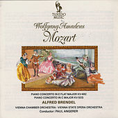 Play & Download Mozart: Piano Concertos No. 22, K. 482 & No. 25, K. 503 by Alfred Brendel | Napster