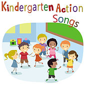 Kindergarten Action Songs by The Kiboomers