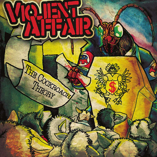 Play & Download The Cockroach Theory by Violent Affair | Napster
