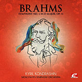 Play & Download Brahms: Symphony No. 2 in D Major, Op. 73 (Digitally Remastered) by Moscow RTV Symphony Orchestra | Napster