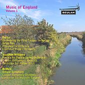 Play & Download Music of England, Vol. 1 by Various Artists | Napster
