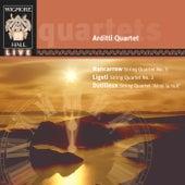 Nancarrow: String Quartet No. 3 / Ligeti: String Quartet No. 2/ Dutilleux: String Quartet