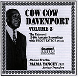 Cow Cow Davenport Vol. 3 (1940s) by Cow Cow Davenport
