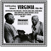 Play & Download Field Recordings Vol. 1: Virginia (1936-1941) by Various Artists | Napster