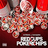 Red Cups & Poker Chips by San Quinn