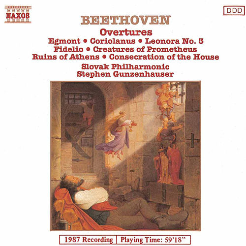 Play & Download Overtures by Ludwig van Beethoven | Napster