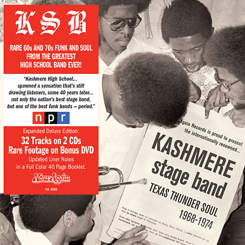 Play & Download Texas Thunder Soul 1968-1974 by Kashmere Stage Band | Napster