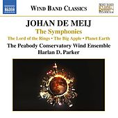 Johan de Meij: The Symphonies by Various Artists