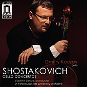 Play & Download Shostakovich: Cello Concertos by Dmitry Kouzov | Napster