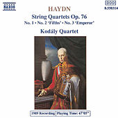 Play & Download String Quartets Op. 76, Nos. 1-3 (unpublished) by Franz Joseph Haydn | Napster