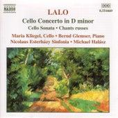 Play & Download Cello Concerto/Cello Sonata/Chants russes by Edouard Lalo | Napster
