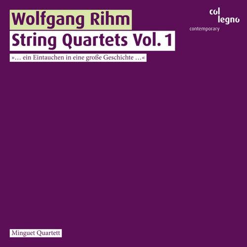 String Quartets, Vol. 1 by Minguet Quartet