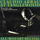 Claudio Arrau live from the Tanglewood Festival by Claudio Arrau