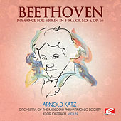 Beethoven: Romance for Violin in F Major No. 2, Op. 50 (Digitally Remastered) by Igor Oistrakh