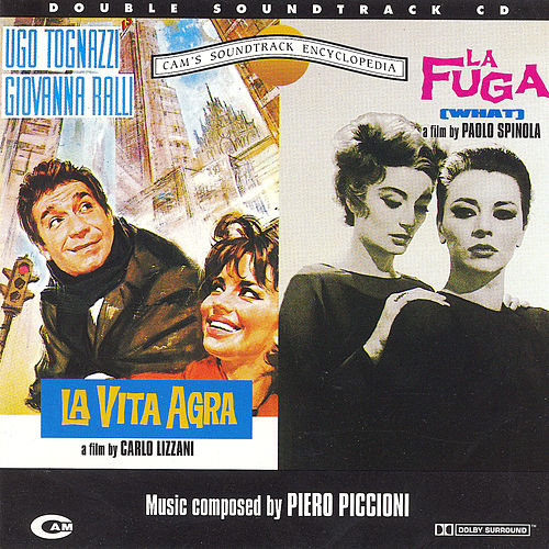 Play & Download La Vita Agra by Piero Piccioni | Napster