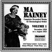 Ma Rainey Vol. 1 (1923-1924) by Ma Rainey