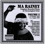 Play & Download Ma Rainey Vol. 2 (1924-1925) by Ma Rainey | Napster