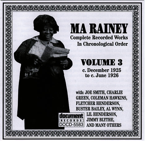Ma Rainey Vol. 3 (1925-1926) von Ma Rainey