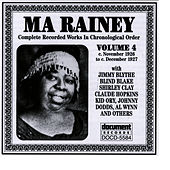 Ma Rainey Vol. 4 (1926-1927) by Ma Rainey