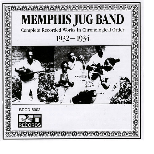 Play & Download Memphis Jug Band (1932-1934) by Various Artists | Napster