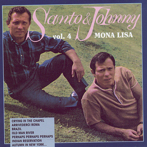Play & Download Mona Lisa by Santo and Johnny | Napster
