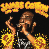 Live From Chicago - Mr. Superharp Himself! by James Cotton