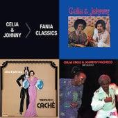 3 Albums 1 Price: Celia & Johnny/ Tremendo Cache/ De Nuevo by Celia Cruz