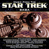 Music from the Star Trek Saga by Various Artists