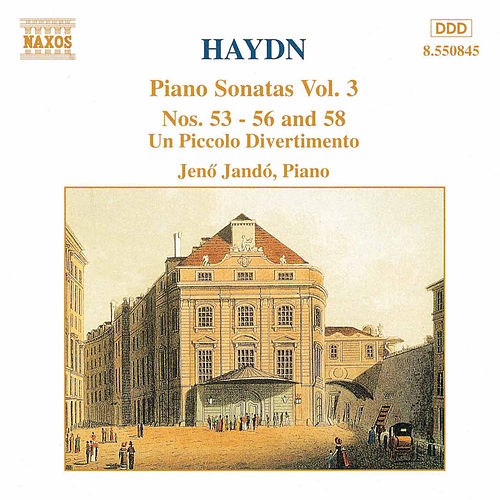 Play & Download Piano Sonatas Vol. 3 by Franz Joseph Haydn | Napster