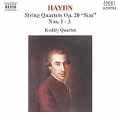 Play & Download String Quartets Op. 20, Nos. 1 - 3 by Franz Joseph Haydn | Napster