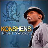 Play & Download Right Yasso - Single by Konshens | Napster