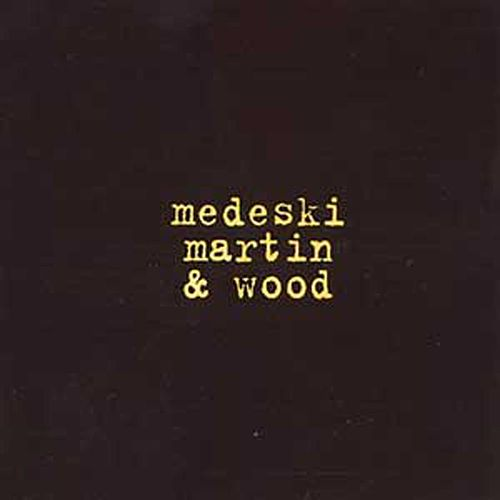 Combustication by Medeski, Martin and Wood