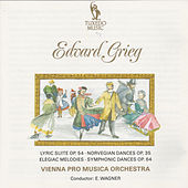 Play & Download Grieg: Lyric Suite Op. 54,  Norvegian Dances, Op. 35 & Symphonic Dances Op. 64 by Vienna Pro Musica Orchestra | Napster