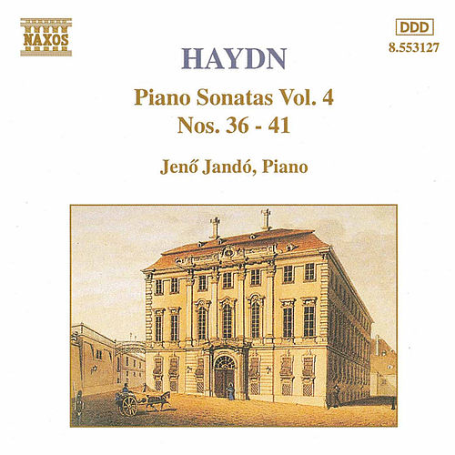 Play & Download Piano Sonatas Vol. 4 by Franz Joseph Haydn | Napster