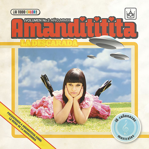 Play & Download La Descarada by Amandititita | Napster