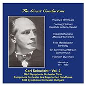 The Great Conductors: Carl Schuricht, Vol. 2 (1941-1960) by Various Artists