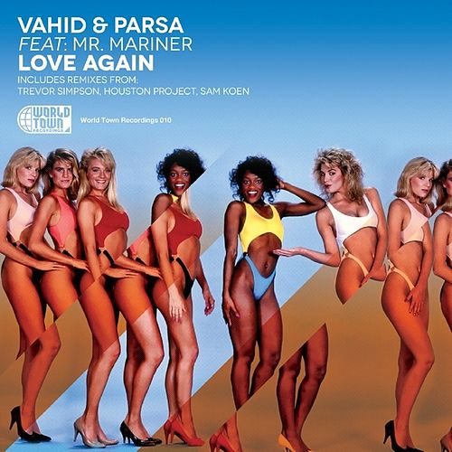 Play & Download Love Again (feat. Mr. Mariner) - Single by Vahid | Napster