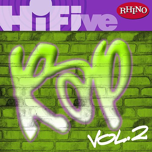 Rhino Hi-Five: Rap  [Vol 2] by Various Artists