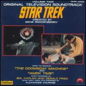 Play & Download Star Trek Vol. 2: Doomsday Machine/Amok Time by Sol Kaplan | Napster