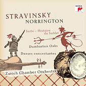 Stravinsky: Works For Chamber Orchestra by Roger Norrington