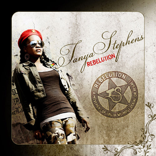 Play & Download Rebelution by Tanya Stephens | Napster