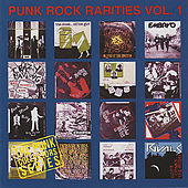 Play & Download Punk Rock Rarities Vol. 1 by Various Artists   Napster
