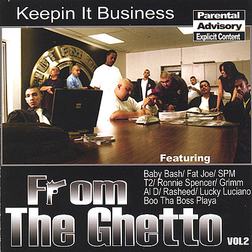 From The Ghetto Vol.#2 by Various Artists