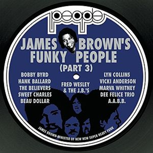 Play & Download James Brown's Funky People, Pt. 3 by Various Artists | Napster