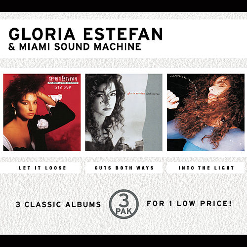 Play & Download Let It Loose/Cuts Both Ways/Into The Light by Gloria Estefan | Napster