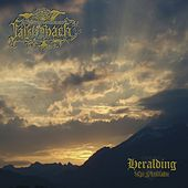 Play & Download Heralding The Fireblade by Falkenbach | Napster