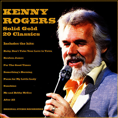Play & Download Solid Gold: 20 Classics by Kenny Rogers | Napster
