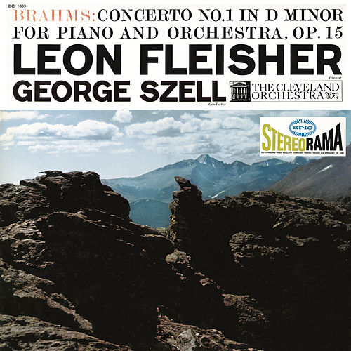 Play & Download Brahms: Concerto for Piano and Orchestra No. 1 in D Minor, Op. 15 by Leon Fleisher | Napster