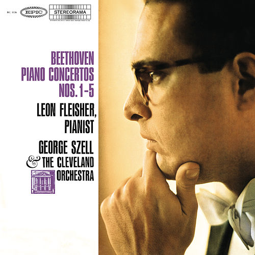 Play & Download Beethoven: Piano Concertos 1-5 by Various Artists | Napster